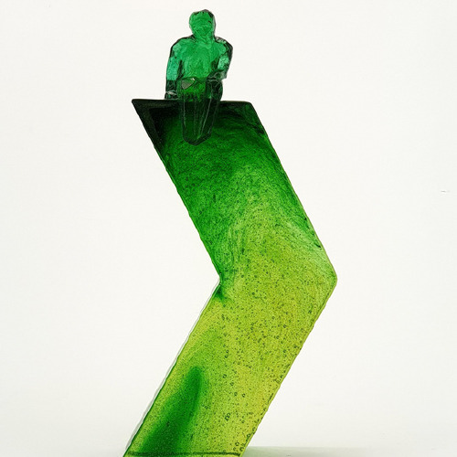 Green Mix (figure with hand down)