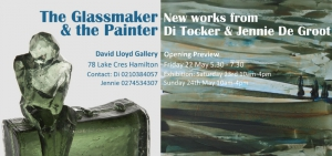 The Glassmaker and the Painter