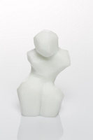 Pearl Ash Abstract Figure