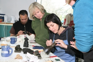 Glass Casting Courses running again