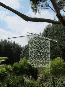 Stick to your Knitting by Di Tocker.  Winner of The Swarbrick Dixon Award for Excellence in Glass at Re:Fraction 2010